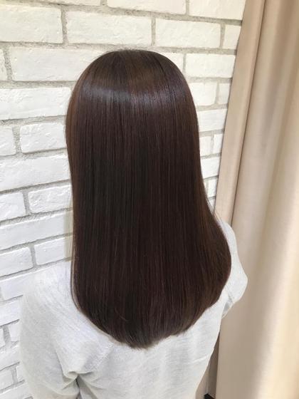 オッジオットのカスタムトリートメントで髪質改善
