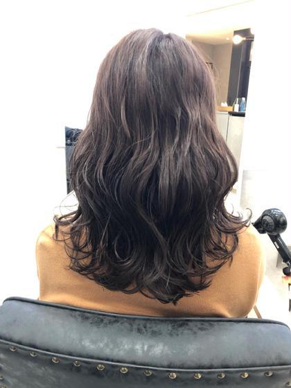 toccahair&treatment津田沼所属の嶋崎将吾のヘアカタログ