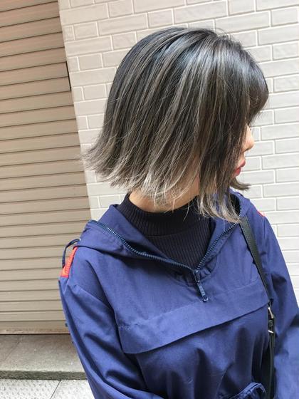 【3月・学生限定・平日1日1名様】カット+ダブルカラー+トリートメント
