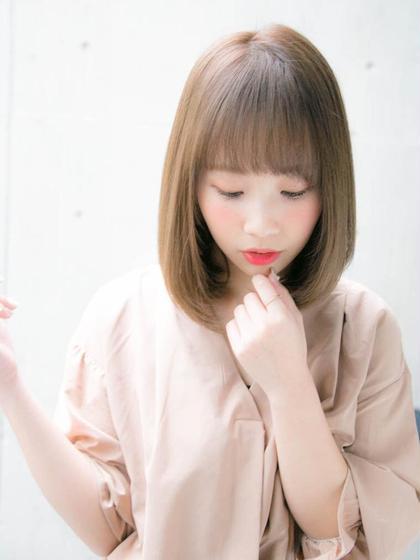 【髪質改善】カット & カラー & 髪質改善ヘアエステ