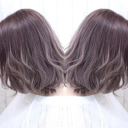 hair salon BIZE Second所属・関一樹のスタイル