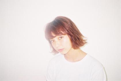 ブリーチオンカラー。 透明感◎ピンク AO所属・松尾芳晴のスタイル