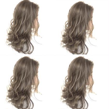 濱本拓輝のミディアムのヘアスタイル