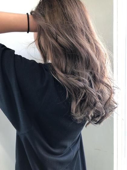 🎉《透明感♪ブリーチ無しで赤味を無くすThrowカラー》& 極艶シアートリートメント⭐️ *前髪カットはサービス🎉