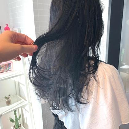 🐿秋冬限定🐿  夏明るくした髪に! 深みのローライトカラー  ¥9000