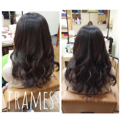 frames吉川店所属・坂本梓のスタイル