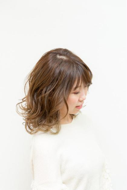 今月限定☆似合わせカット+バレイヤージュ(or 1ブリーチ)+1カラー