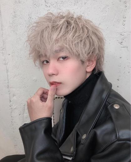 【先着7名限定!!✨】カラーモデル大募集🦁髪色変えて気分上げましょう🔥  (平日19:00〜)