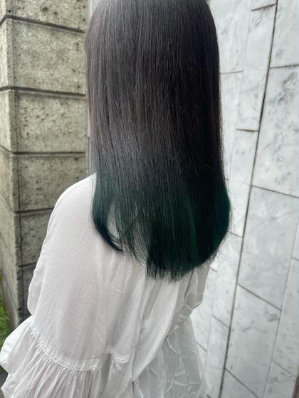 ⚡️最高級髪質改善トリートメント!