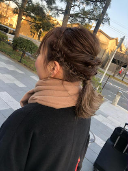 LUCK由比ヶ浜所属・生方耀子のスタイル