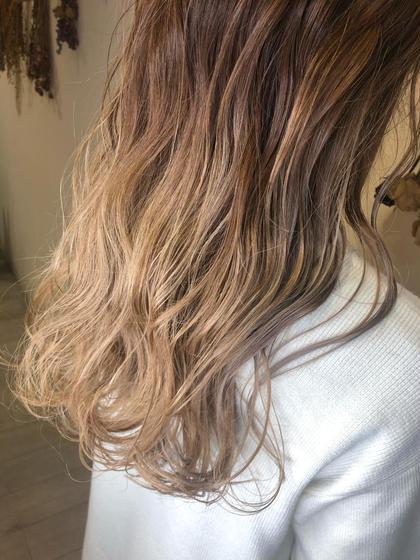 【前髪カット】と【カラー】【トリートメント】で印象チェンジ✨🥺
