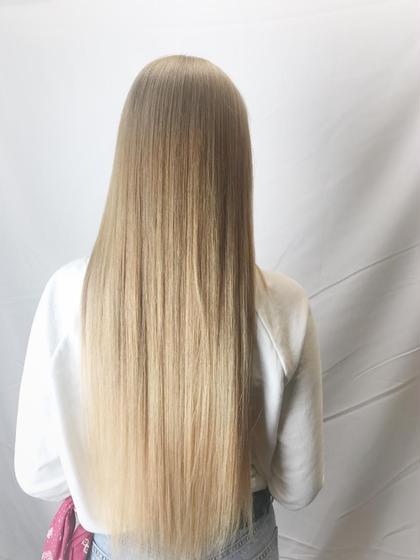 ❣️✅専門店以上の仕上がり🌟縮毛矯正+カット