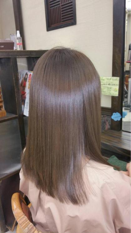 ❤️大人気✨New髪質改善✨サイエンスアクア❤️【ドライ込み】