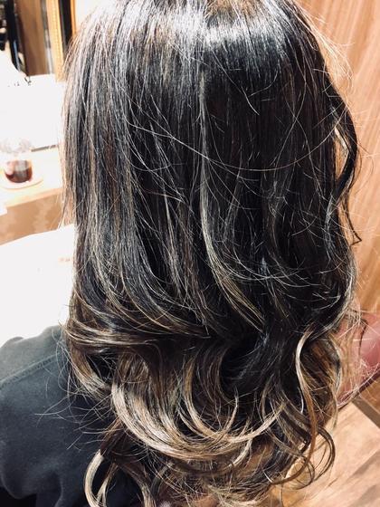hair design all所属の矢貫美生のヘアカタログ