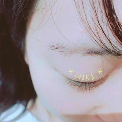 上から見ても可愛くカールしています(^^) Luana. by SUNDY-K所属・つめかわなつみのフォト