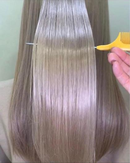 リピート続出『髪質改善』グラスヘアトリートメント✨