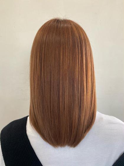 【🔥⚡️今話題の髪質改善付きスペシャルクーポン⚡️🔥】小顔カット+艶カラー+髪質改善トリートメント
