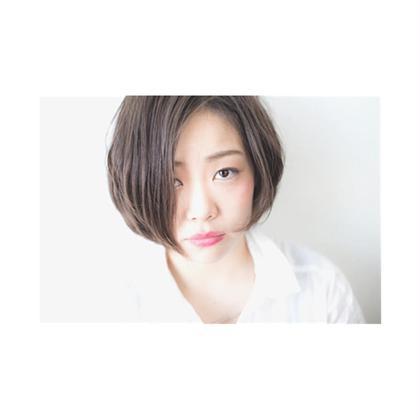 アッシュグレー☆ 大人可愛くしたい方におすすめ HAIR DESIGN Smooth所属・別府千里のスタイル