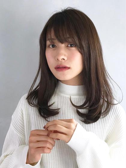 ⭐️(火)・(水)21時から限定!! ⭐️小顔・似合わせカット☆