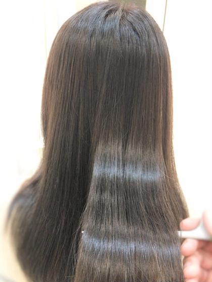 ✅【くせ毛が気になる方に⭕️】髪質改善 縮毛矯正☘