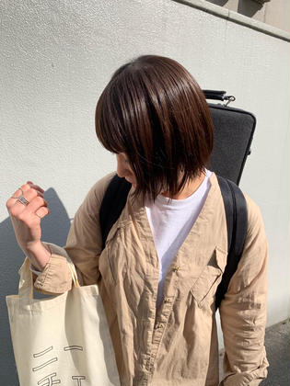 niche所属・落合妙佳のスタイル