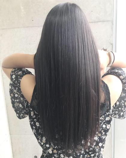 【美髪メニュー✨】カット➕髪質改善トリートメント