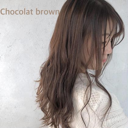 女子力アップ💗前髪カット&ヘアカラー