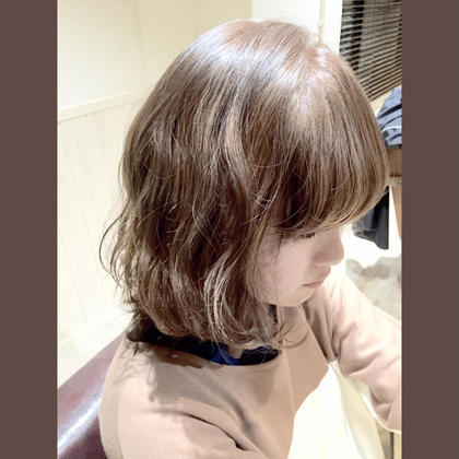 Neolive Runon 日吉店所属・安田匠魅のスタイル