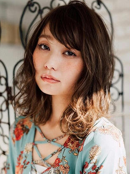 produce陽光台所属の✴カラーアドバイザー秋田 聖也 のヘアカタログ