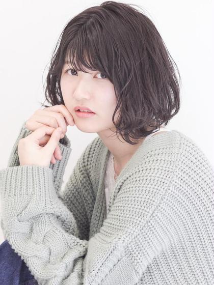 ☆土日限定☆【新規】カット+デザインパーマ13500円→7500円
