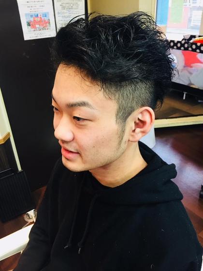 DIVA float所属の長澤朋子のヘアカタログ