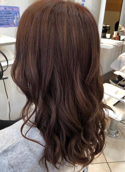 〈⭐️新規⭐️〉ヘアカラー & 髪質改善極上トリートメント