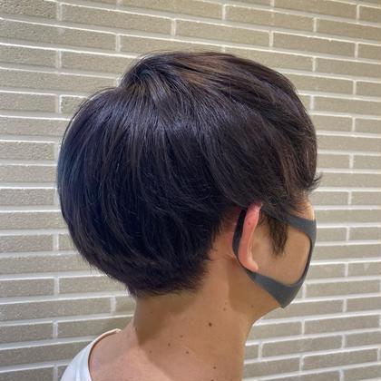 【ご新規様限定価格】メンズカット+イルミナカラー