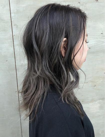 🌈人気No.1自然な赤味消し🌈カット&シークレットハイライト&外国人風カラー & 髪質改善トリートメント