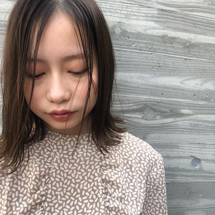 🌷1〜3回目クーポン🌷カット+カラー+プチトリートメント