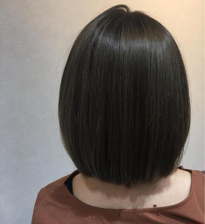 透明感のある外国人風カラー♡ Roops所属・ヤマグチヒトミのスタイル