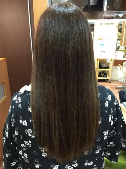 透明感カラー airs津田沼店所属・高谷涼のスタイル