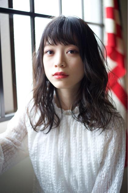 【人気No.1】前髪パーマ&イルミナカラー&3ステップトリートメント&前髪カット✨5900円❗️