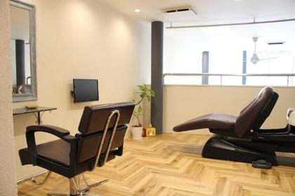 VeroNica自慢のロフトルームです♪  隠れ家的な個室で、他のお客様もいっさい気になりません(^^)お子様連れや、カップル、お友達にも大好評です(^^)   VeroNica所属・飯田竜二のスタイル
