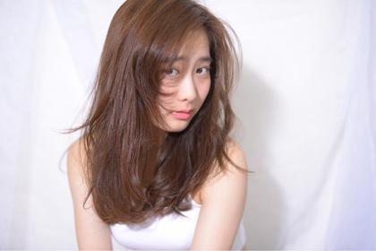 La fith hair home所属・小西将裕のスタイル