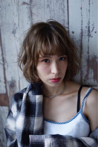 【人気NO.2 ♥️】カット+ 外国人風カラー+2ステップトリートメント