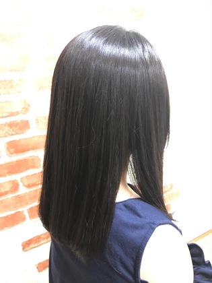 【新規】トリートメント感覚❤️クイックストレート!ボリュームダウンしたい!髪をさらさらにしたい方お勧めです!