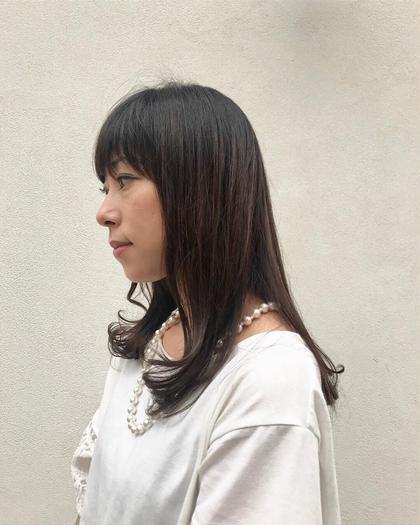 髪質改善トリートメント!SHISEIDO サブリミックで 艶髪に⭐︎手触りの違い実感できます!