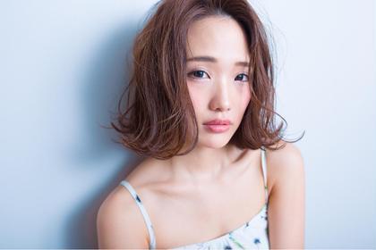 【4/1〜5/31日限定】似合わせカット+炭酸プラチナケア&ラメラメトリートメント
