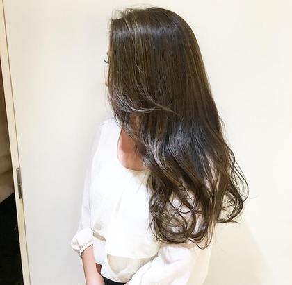 外国人風ハイライトカラー ♡ otsuka所属・otsukaÜのスタイル