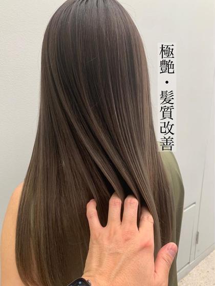 💎限定1名様💎髪質改善  酸熱トリートメント➕カラーモデルさん