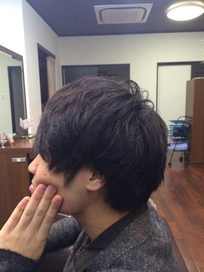メンズおっけー! HairWork's r.Pixy所属・アールピクシーのスタイル