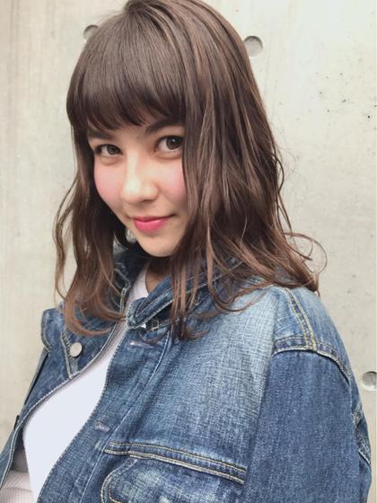 カット & ダメージ軽減コスメパーマ &最新Tr DeepLayer