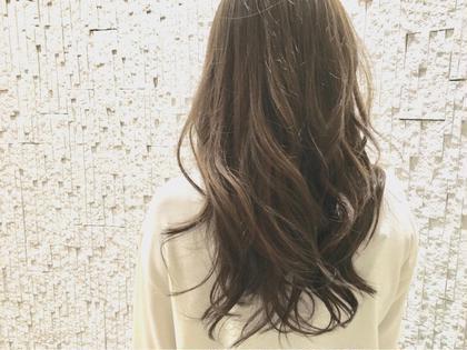 ハイライト,グレージュ ALLURE hair ~luce~所属・ALLUREhair斉木  大志のスタイル