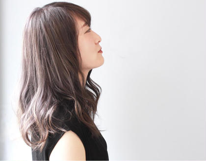 透明感*アッシュカラー HYKE hair&lifedesign所属・伊藤里沙のスタイル